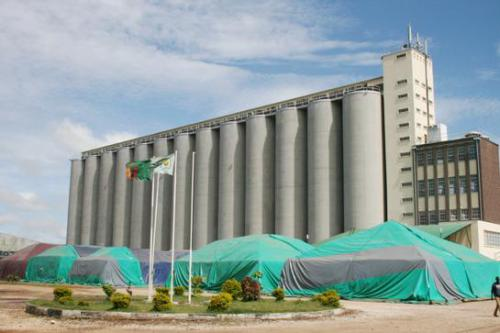 Silos are the best storage facilities for maize grain. The FRA is in the process of rehabilitating five of its silos to ensure food security. (1)